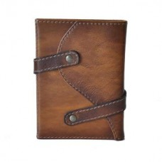 Diary in Genuine Italian Leather