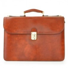Piccolomini Briefcase In Cow Leather
