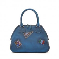 Caplbio Genuine Italian Leather Handbag