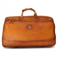 Travel Bag Transiberiana B. In Cow Leather